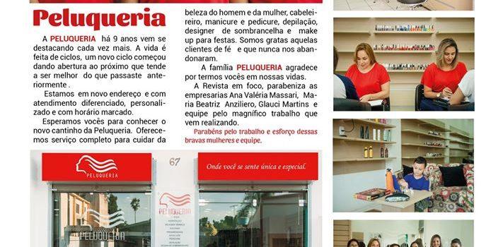 Peluqueria – 9 anos em  Alegrete