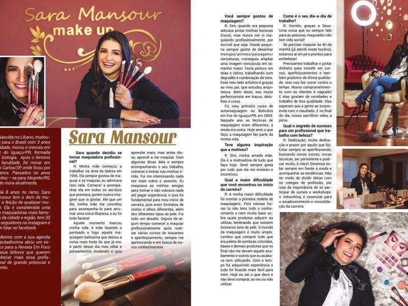 Sara Mansour Make Up